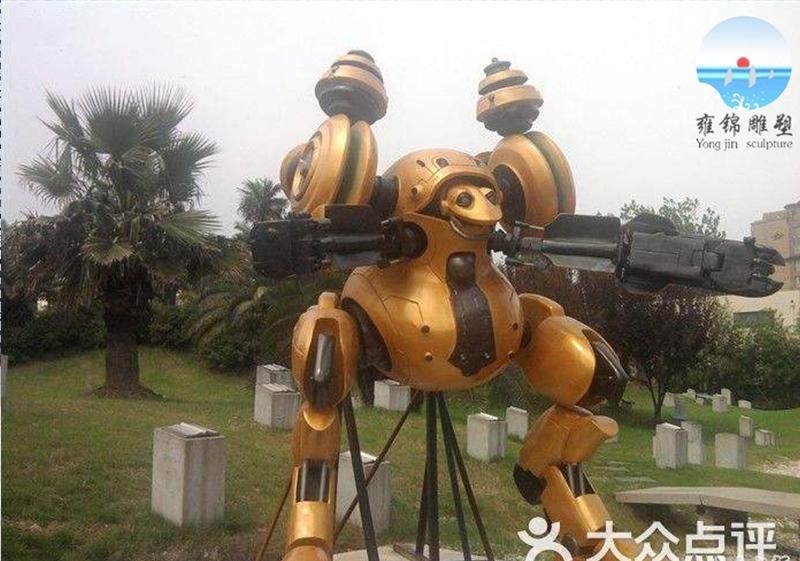 上海动漫博物馆雕塑