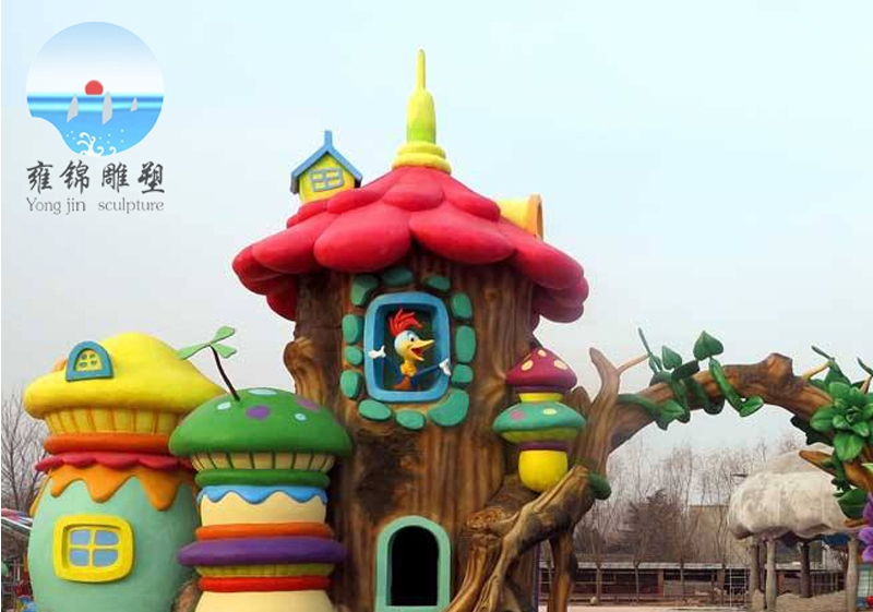 儿童乐园入口